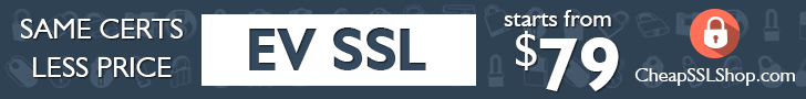 Cheap EV SSL