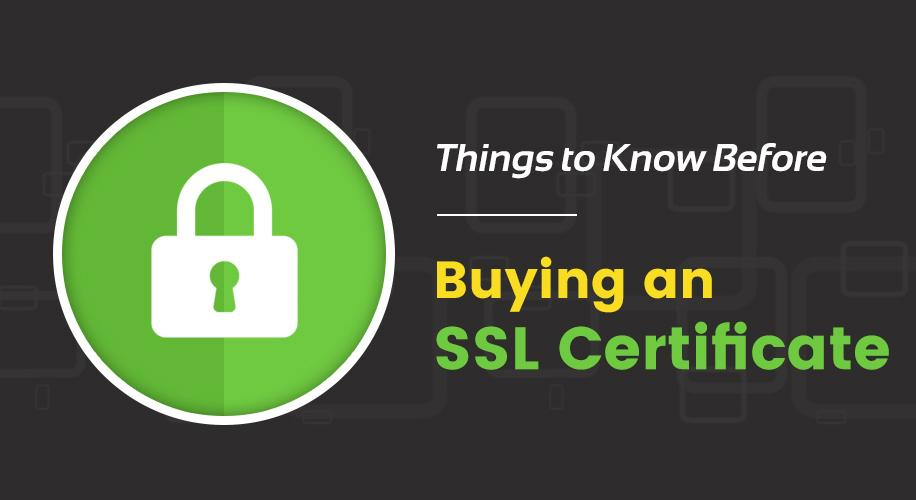 Buy SSL Certificates
