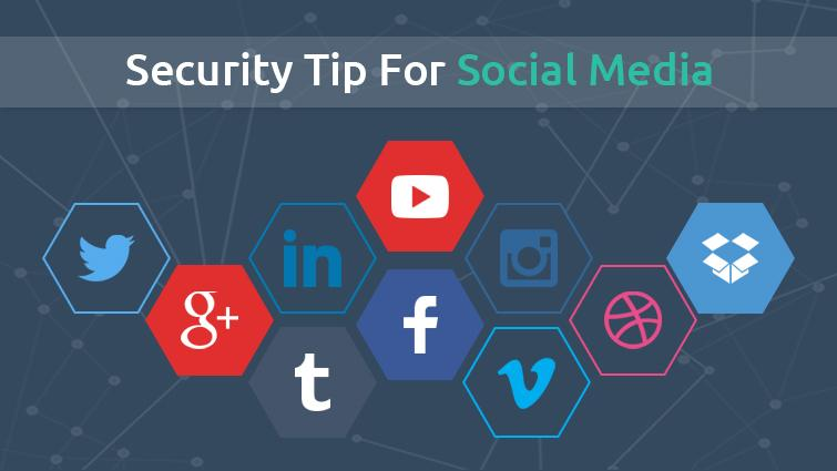 security tip for social media
