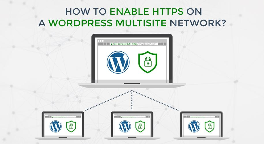 Activate HTTPS WordPress MultiSite