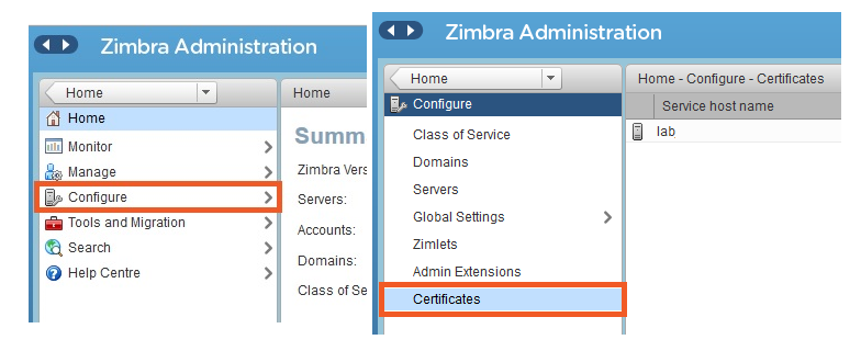 How to Install SSL Certificate on Zimbra Server