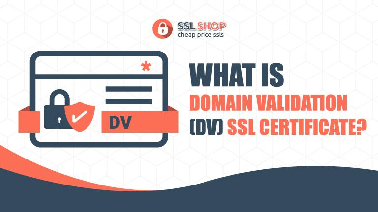 what is domain validation ssl certificate