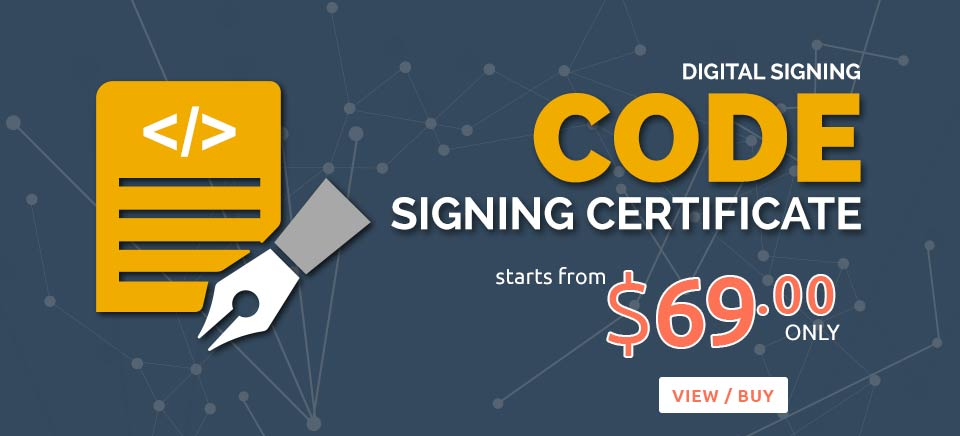 Cheap Code Signing Certificate